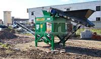 Установки по переработке бетона и шлака