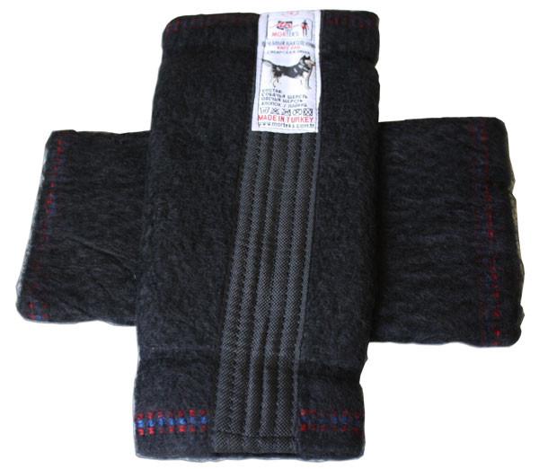 Согревающие наколенники из собачьей шерсти (L-XXXL)  - UaProduct - Интернет магазин Украинских производителей в Киеве