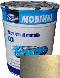 Автокраска металик 281 Кристалл HELIOS(Mobihel) BC краска 1л