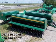Сеялка зерновая механическая Джон Дир-10,7 м.  (John Deere) 455 (Б/У)