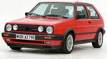 Фаркопы на Volkswagen Golf 2 (1983-1991)