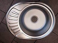 Мойка кухонная размером 45х59 (миникепка)
