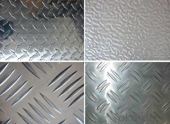Светловодск Алюминий лист рифлёный АД0 3х1500х3000