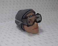 Очки маска защитные, рабочие, спортивные, ЗН поликарбонат