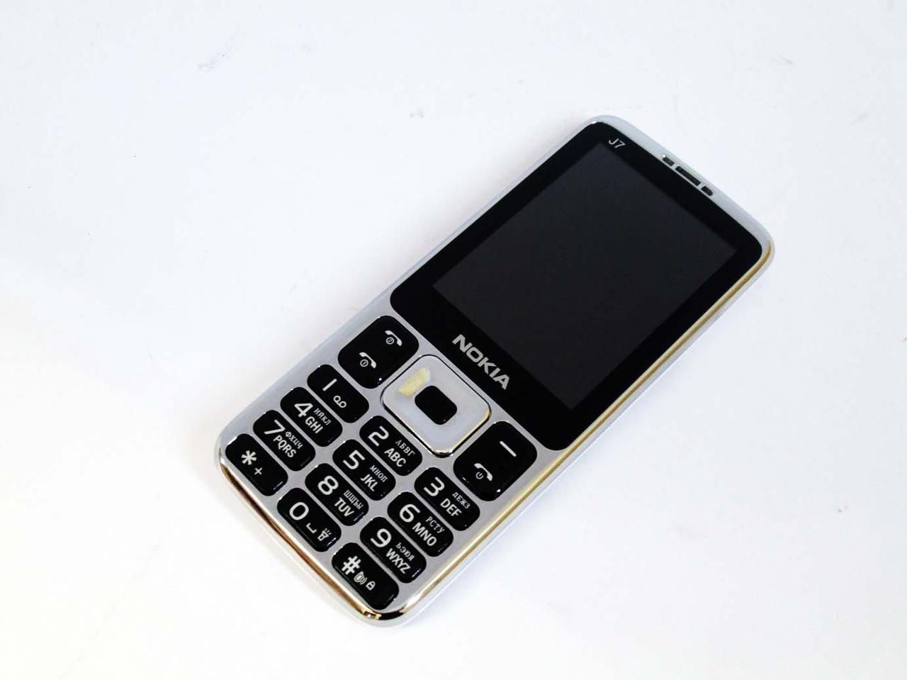 "Телефон Nokia J7 - 2Sim+2.2""+BT+Camera+FM"