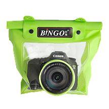 Водонепроницаемые чехлы для фотоаппаратов и видеокамер