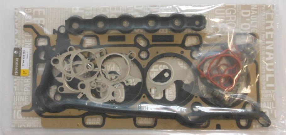 Комплект прокладок Trafic/Vivaro 2.0dCi (M9R), фото 2