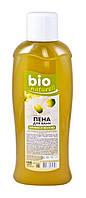 Пена для ванн Bio naturell Оливка и молоко - 1 л.