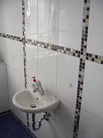 Плитка мозаичного типа (декор)