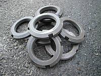 Гайка круглая шлицевая М30 DIN 981, ГОСТ 11871-88