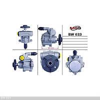 Насос Г/У  BMW 5 (E60) 05-10,BMW 1 (E81) 05-12,BMW 3 (E90) 05-11,BMW 3 купе (E92) 06-   MSG - BW 023