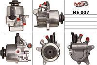Насос Г/У MERCEDES-BENZ S-CLASS (W220) 98-05,S-CLASS купе (C215) 99-06   MSG - ME 007