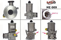 Насос Г/У MERCEDES Sprinter W904 1995-1998 Металлический бачок, большие резьбы   MSG - ME 009