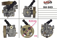 Насос Г/У SUBARU IMPREZA 08-,OUTBACK 03-09,FORESTER 07-09   MSG - SU 003