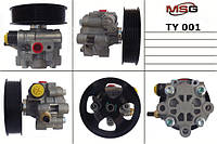 Насос Г/У TOYOTA AVENSIS 00-03,AVENSIS 03-08,TOYOT CAMRY01-06,TOYOT LAND CRUISER 03-,TOYOT RAV 4 II   MSG - TY 001