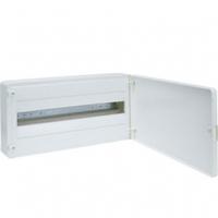 Щит Hager GOLF 22-модуля с белыми дверями VS122PD (накладной монтаж)