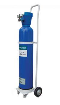 Ингалятор кислородный / баллон 6 л с маской носовыми канюлями с тележкой транспортировочной