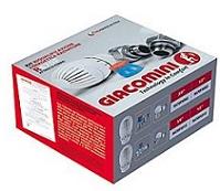 Кран радіаторний термостатичний Giacomini 1/2 комплект