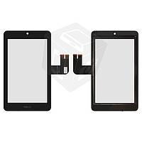 Touchscreen (сенсорный экран) для Asus MeMO Pad HD7 ME173X (K00B), черный, оригинал