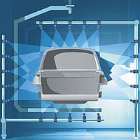 Форсуночные системы для автомобильной промышленности (для фосфатирования,  обезжиривания)