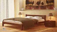 """Кровать полуторная от """"Wooden Вoss"""" Эстелла (спальное место - 140х190/200)"""