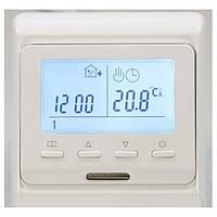 Программируемый терморегулятор для теплого пола Е-51