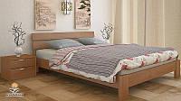"""Кровать полуторная от """"Wooden Вoss"""" Сакура (спальное место - 120х190)"""