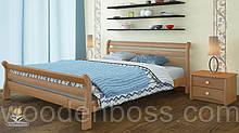 """Кровать односпальная от """"Wooden Вoss"""" Соната Люкс (спальное место - 90х190/200)"""