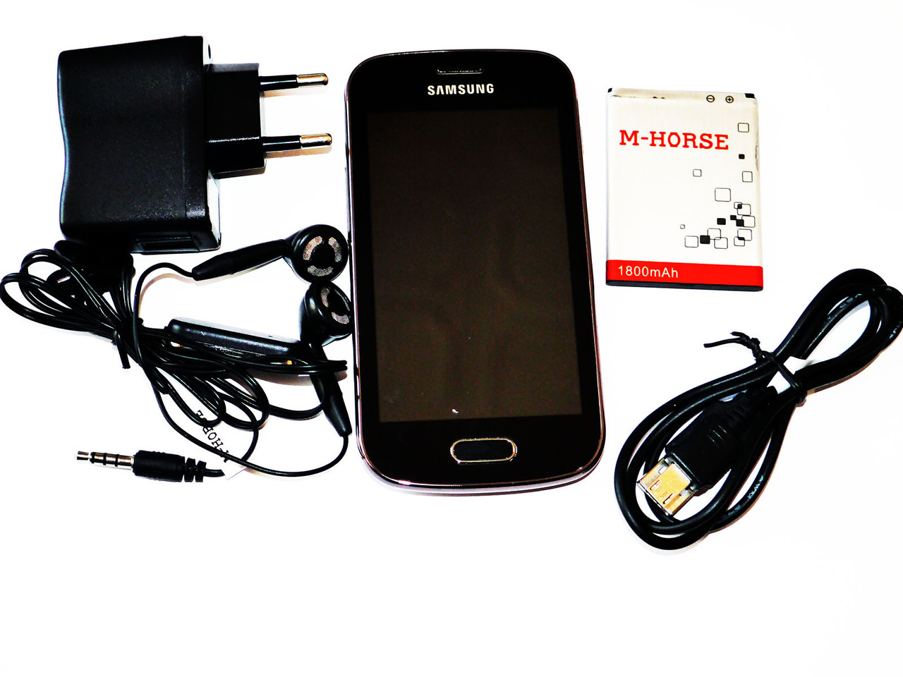 """Телефон Samsung Galaxy S7562 -4'+2Sim+1GHz+Android4.1+WiFi - Интернет магазин электроники """"2SIMKA"""" в Одесской области"""