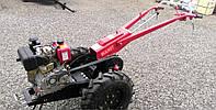 Мотоблок тяжелый Булат WM 9 (дизельный двигатель воздушного охлаждения 9 л.с., ручной стартер)