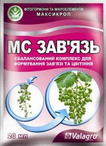 Фитогромоны и микроэлементы MS Set (Максикроп Завязь) 25 мл, Valagro