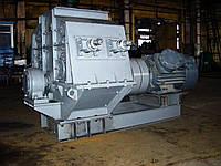 Молотковая дробилка ДМПП-12х5 с подвижной дробящей плитой