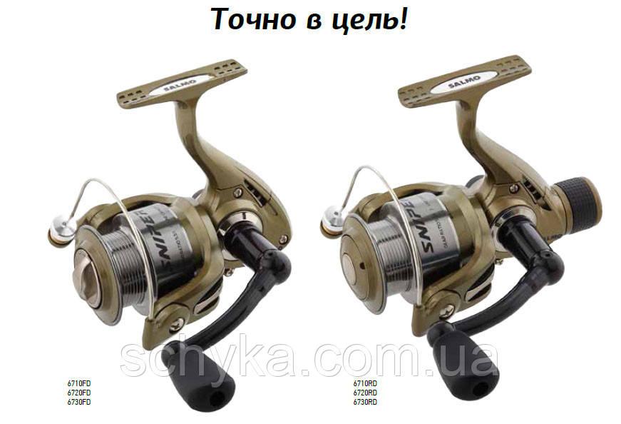 Котушка безинарционная Salmo Sniper SPIN 4  6720FD