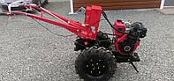 Мотоблок тяжелый Булат WM 12 Е (дизельный двигатель воздушного охлаждения 12 л.с., электростартер)