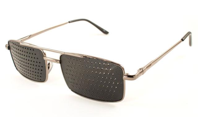 Очки тренажеры, Очки в дырочку, Перфорационные очки в Днепре