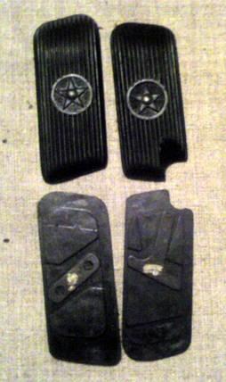 Накладки на рукоятку пистолета тт, фото 2