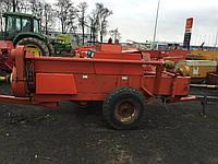 Прес- підбирач Deutz-Fahr HD440