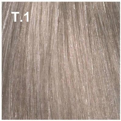 T.1 Тонирующий пепельный Очень светлый блондин Indola Profession ITone Деперманентная краска для волос 60 мл.