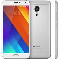 Смартфон Meizu MX5 16GB (White/Silver), фото 1