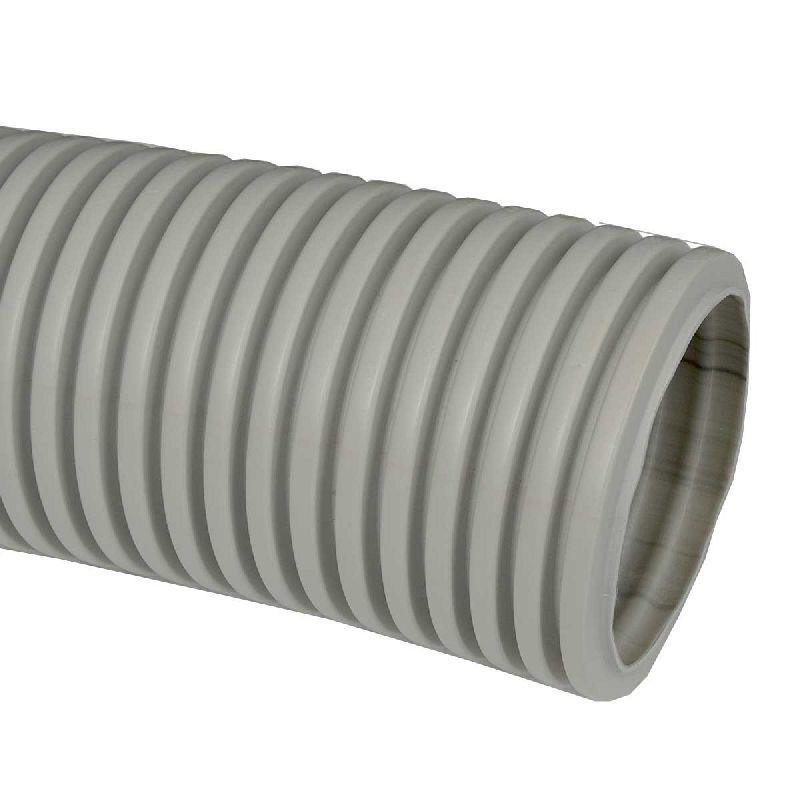Безгалогенная гофра Kopoflex 110мм. Самозатухающая гибкая ПНД-труба для кабеля.
