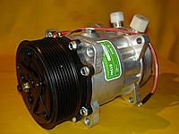 Компрессор кондиционера 7H15 на KRONE BIG X 1100