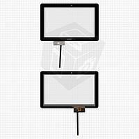 Touchscreen (сенсорный экран) для Huawei MediaPad 10 Link+ (S10-231u), черный, оригинал