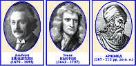 Портреты ученых в кабинет физики