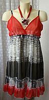 Платье женское летнее сарафан мини бренд Blondix р.46 5537а, фото 1