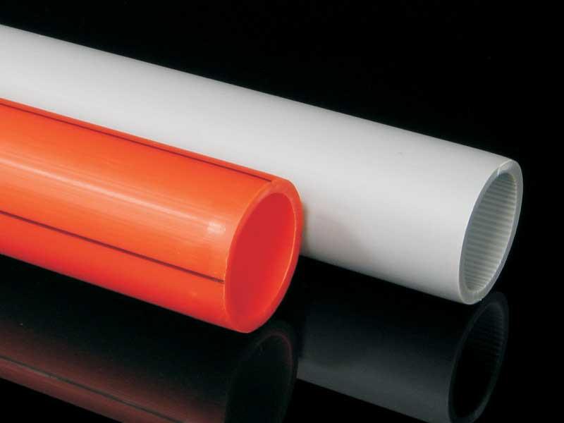 HDPE труба (труба-ПНД) 50мм для защиты оптоволоконного кабеля