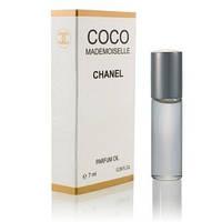 Масляный мини-парфюм с феромонами Chanel Coco Mademoiselle (Шанель Коко Мадмуазель) 7 мл.