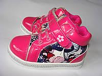 Ботинки детские демисезонные для девочек.