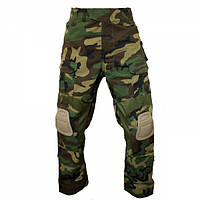 Брюки TMC CP Gen2 style Tactical Pants with Pad set Woodland, фото 1