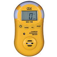 Детектор угарного газа (СО) CEM CO-110 (СМ-1101)