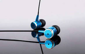 Наушники JMF Stereo Супер Бас (Синие), фото 2